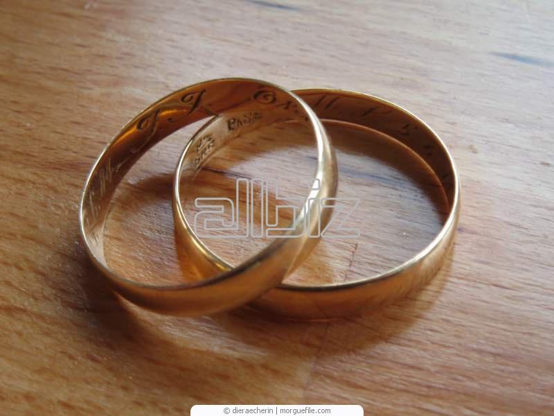 золотые кольца  и цены в луганске