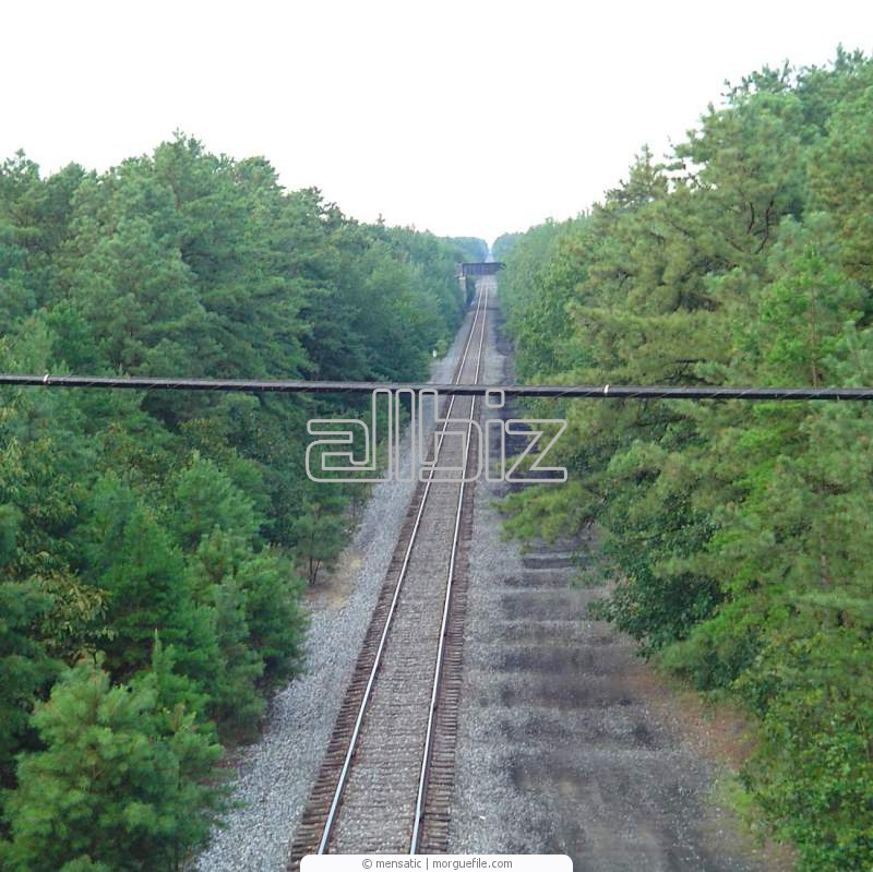 Заказать Ремонт и техническое обслуживание железнодорожных путей