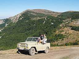 Заказать Активный отдых на воде Крым. Активный отдых в Крыму 2012.