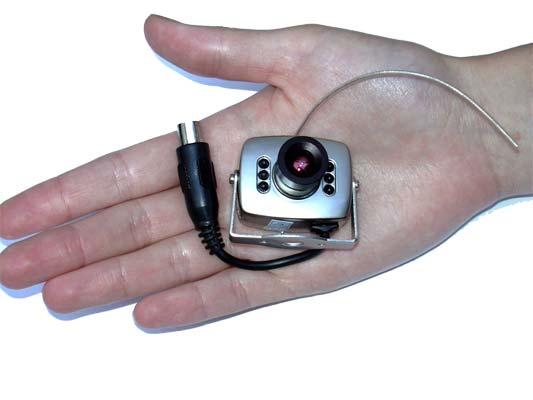 Заказать Поиск скрытых видеокамер, безопасность организации