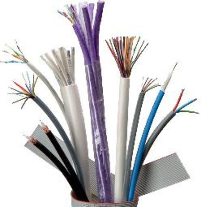 Заказать Монтаж кабелей связи, электромонтажные работы и услуги
