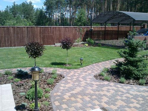Заказать Ландшафтный 3-d дизайн вашего сада