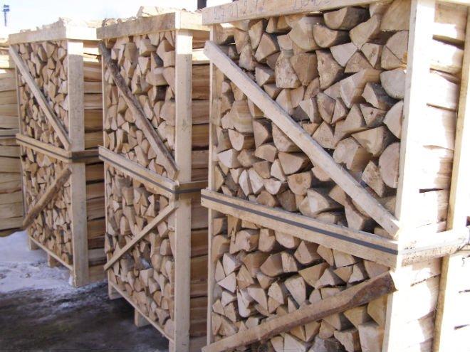 Заказать Продажа дров бук,граб (палета 1x1x2)