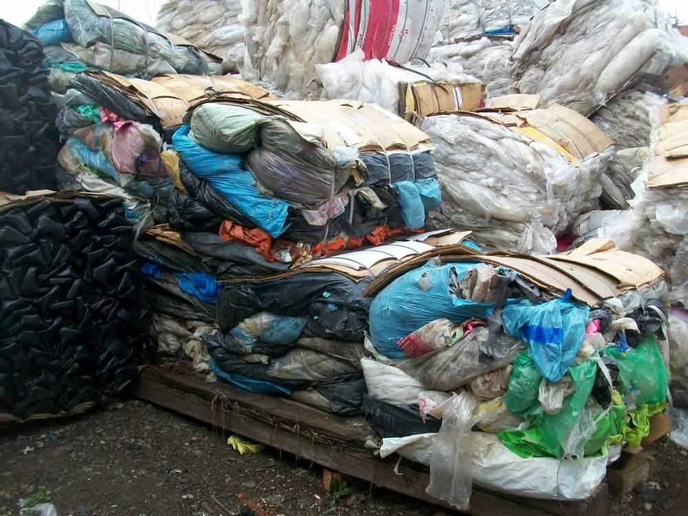 Заказать Переработка полимерных отходов Украина