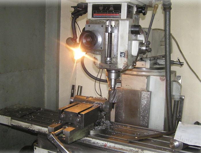 Заказать Услуги по механической обработке деталей машин