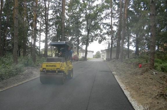 Заказать Строительство дорог, улиц, площадок