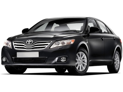 Hire, rent of a car by the day Toyota Camry Kharkiv
