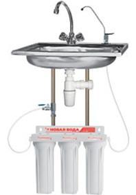 Обслуживание сервисное фильтров для воды