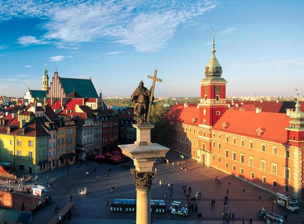 Заказать Автобусные туры в Польшу
