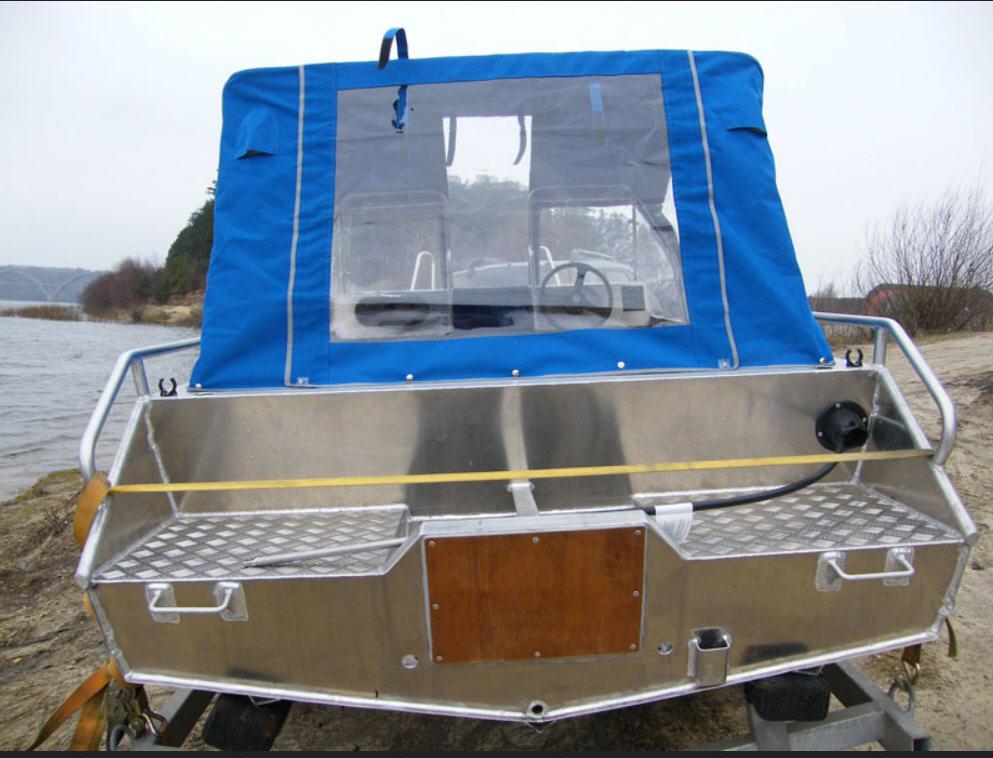 спонсон на пвх лодку