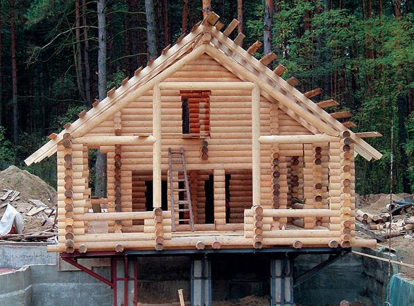 Заказать Установка деревянных беседок. Производим сборку домов, беседок, бань.