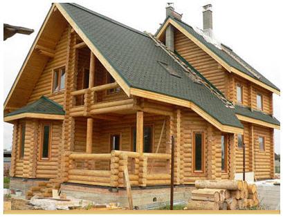 Заказать Установка деревянных домов. Производим сборку домов, беседок, бань.