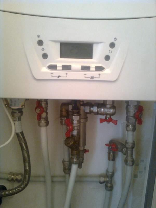Заказать Ремонт систем отопления.