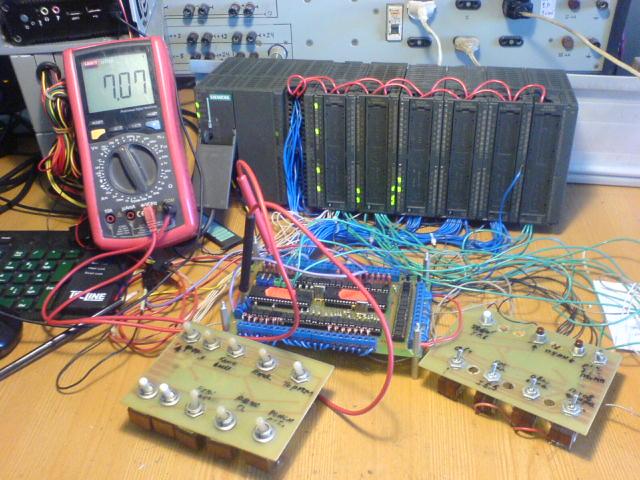 Проектирование, разработка автоматики для нестандартного оборудования
