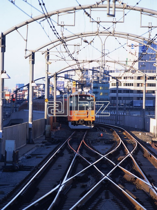 Заказать Ремонт железнодорожного транспорта и подвижного состава