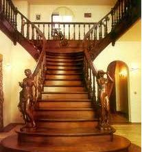 Заказать Изготовление лестниц под заказ