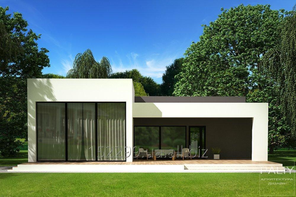 Заказать Проекты домов. Архитектурное проектирование.