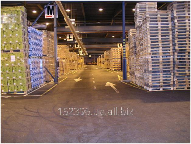 Заказать Услуги складирования, склад во Львове, услуги Кросс-докинг