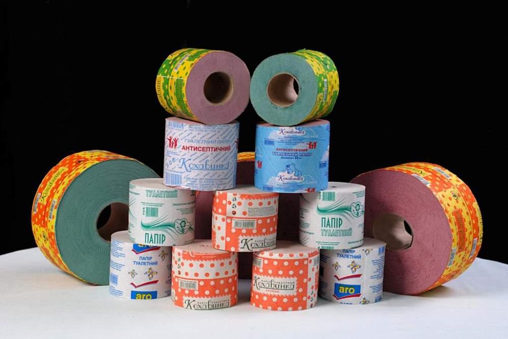 Производство туалетной бумаги под Privat label