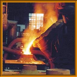 Заказать Литье изделий из чугуна, нержавеющей стали, меди, ферросплавов, литье отливок из цветных сплавов (массой до 4 кг.)