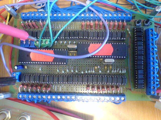 Разработка программного обеспечения для микроконтроллеров