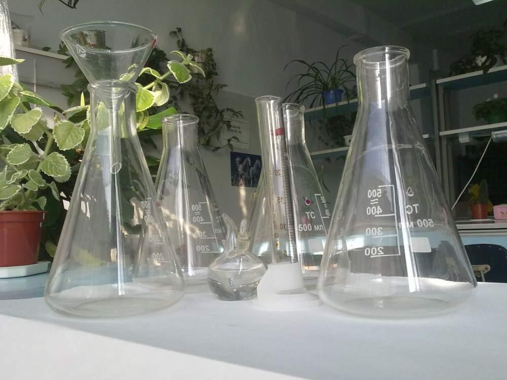 Заказать Анализ стекла. Испытания продукции