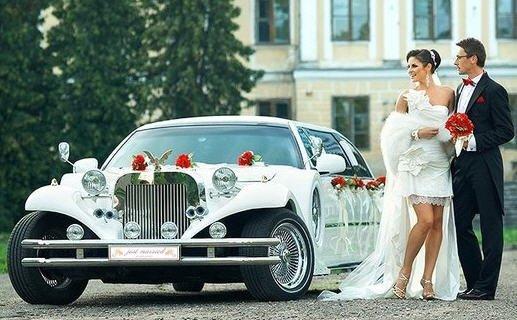 Заказать Аренда свадебных лимузинов В Житомире