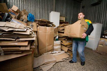 Переработка картона и макулатуры сдача макулатура красногвардейский район