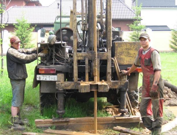 Заказать Бурение скважин в Донецкой и Запорожской области.