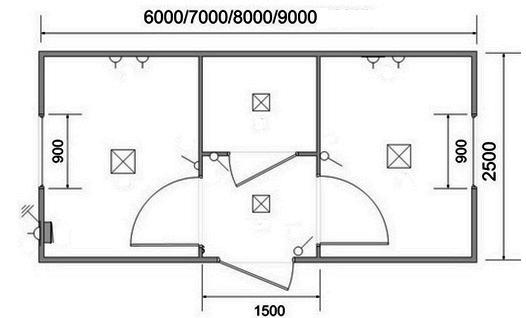Заказать Строительство быстровозводимых модульных зданий.