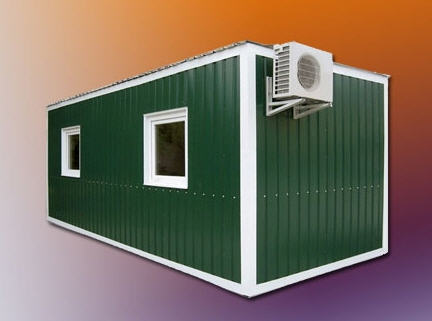 Заказать Монтаж , доставка строительных бытовок и других мобильных зданий.