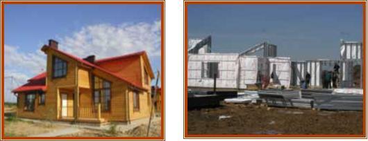 Заказать Строительство домов из пенноблоков блоков