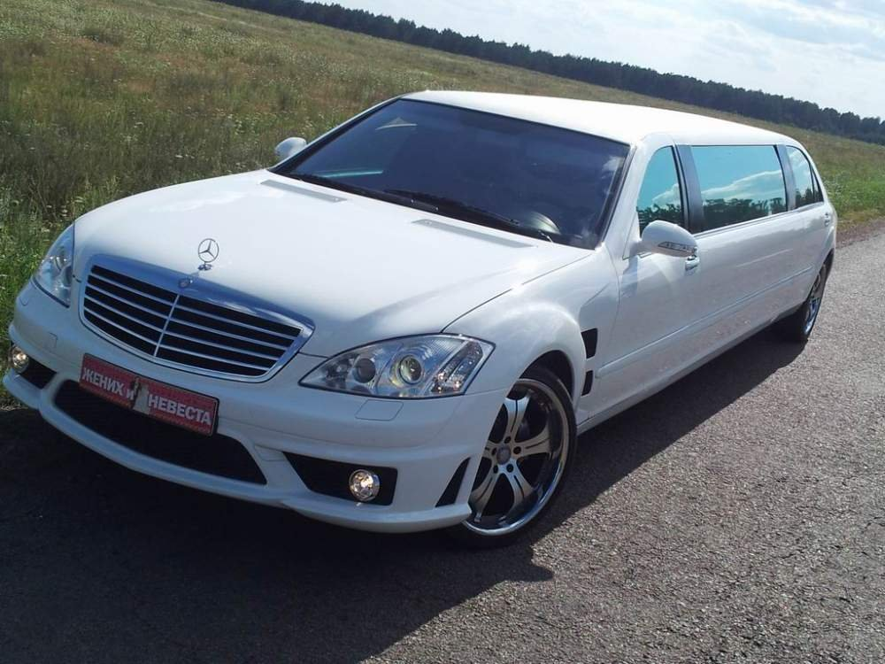 Заказать Лимузин Mercedes Bens W-221