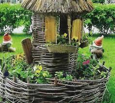 Заказать Плетение из орешника (Тын, клумба) цена, купить, Княжичи, Киев, Украина
