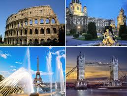 Заказать Туры в Европу
