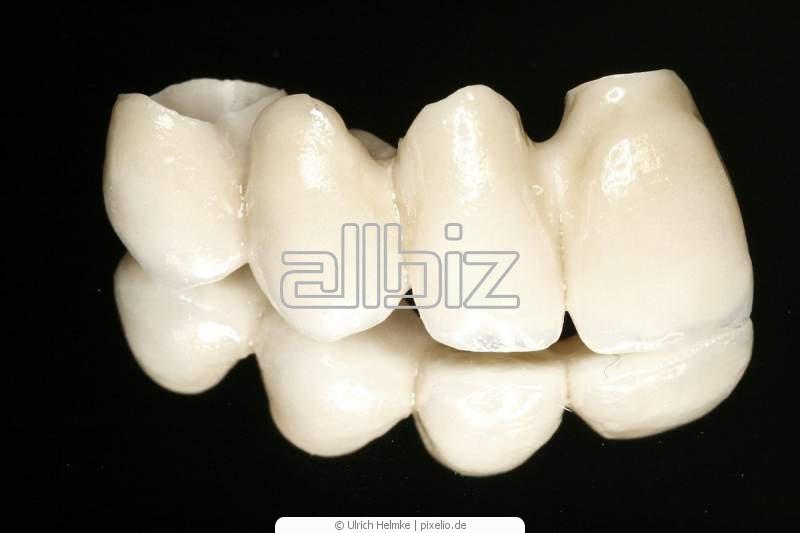 Заказать Протезирование зубов съемное