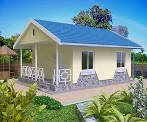 Заказать Строительство модульных дачных домиков. Доставка и монтаж по всей Украине.