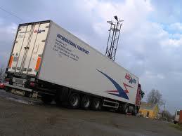 Заказать Перевозки грузов международные по территории Западной Европы