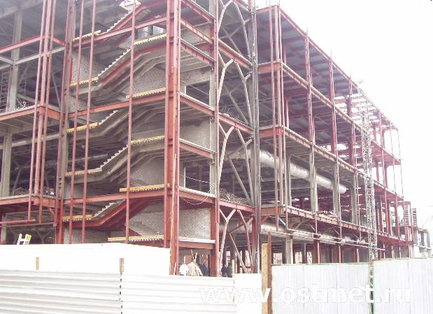 Заказать Проектирование промышленных зданий и сооружени
