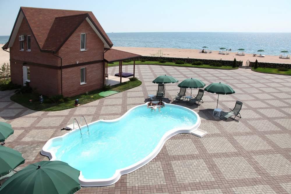 Заказать Элитный отдых на побережье Азовского моря