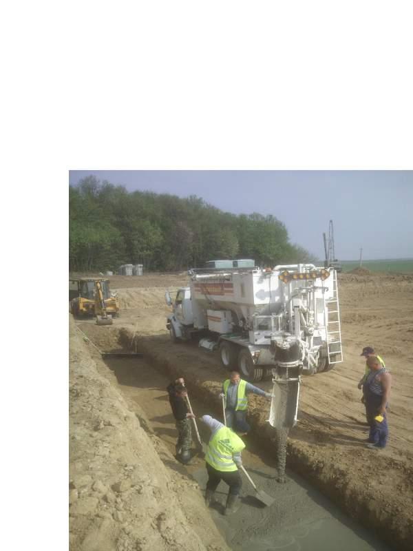 Order Concrete mobile plant Cementech 40m3/chas