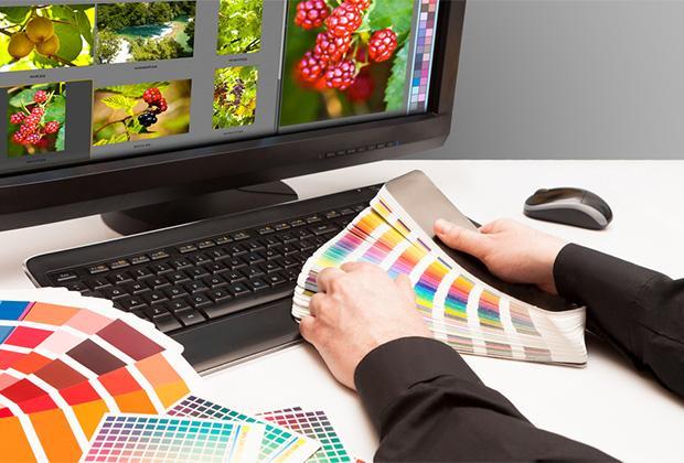 Разработка и подготовка дизайна