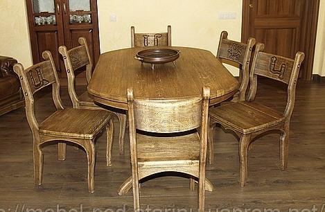 Заказать Изготовление мебели из массива под заказ, изготовление мебели под старину Украина Южноукраинск