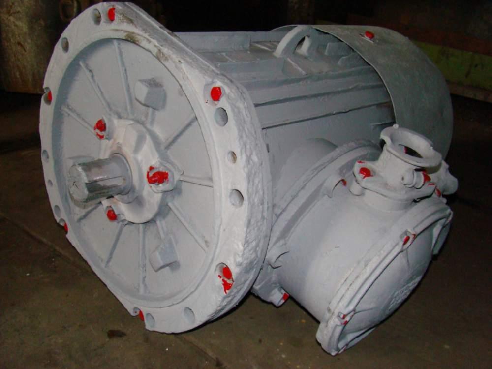 Ремонт электродвигателей АИУМ