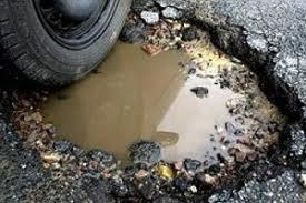 Заказать Ямочный ремонт дорог