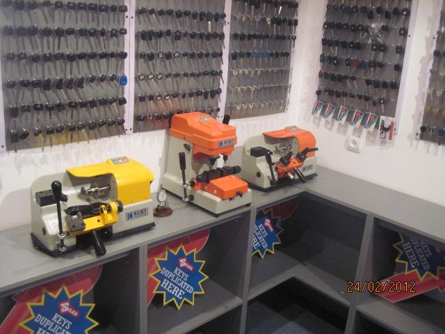 Заказать Продажа и сервисное обслуживание оборудования для изготовления ключей.Заготовки ключей.