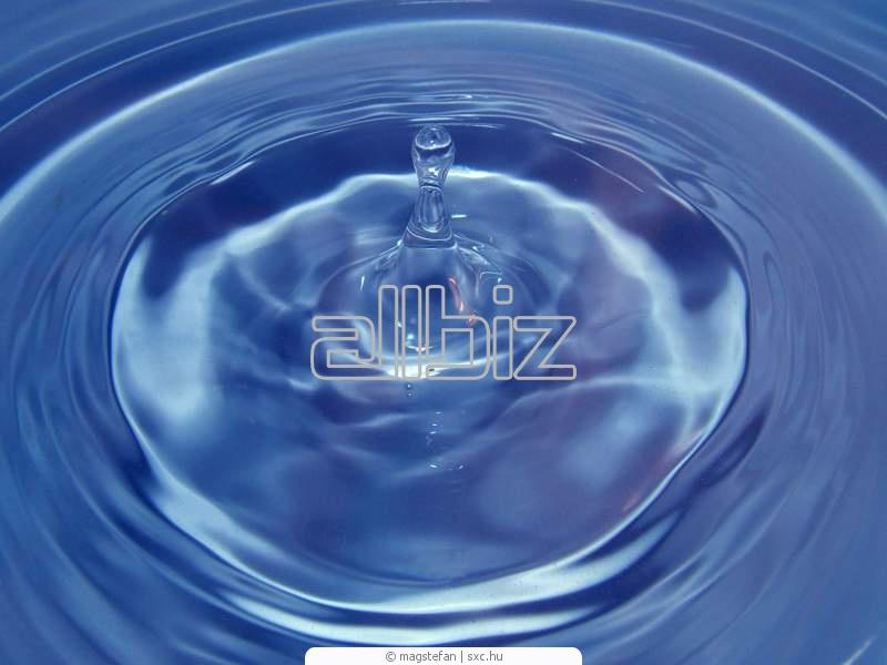 Проектирование систем обработки воды