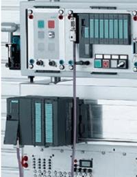 PLC211, Программируемые контроллеры Siemens