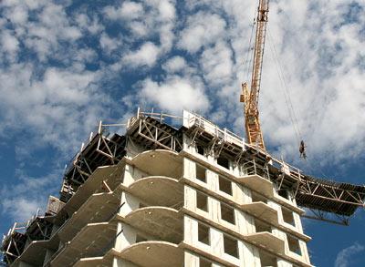 Заказать Строительство высотных домов
