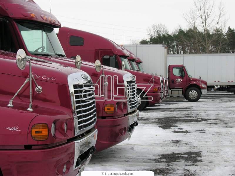 Заказать Организация перевозок грузов